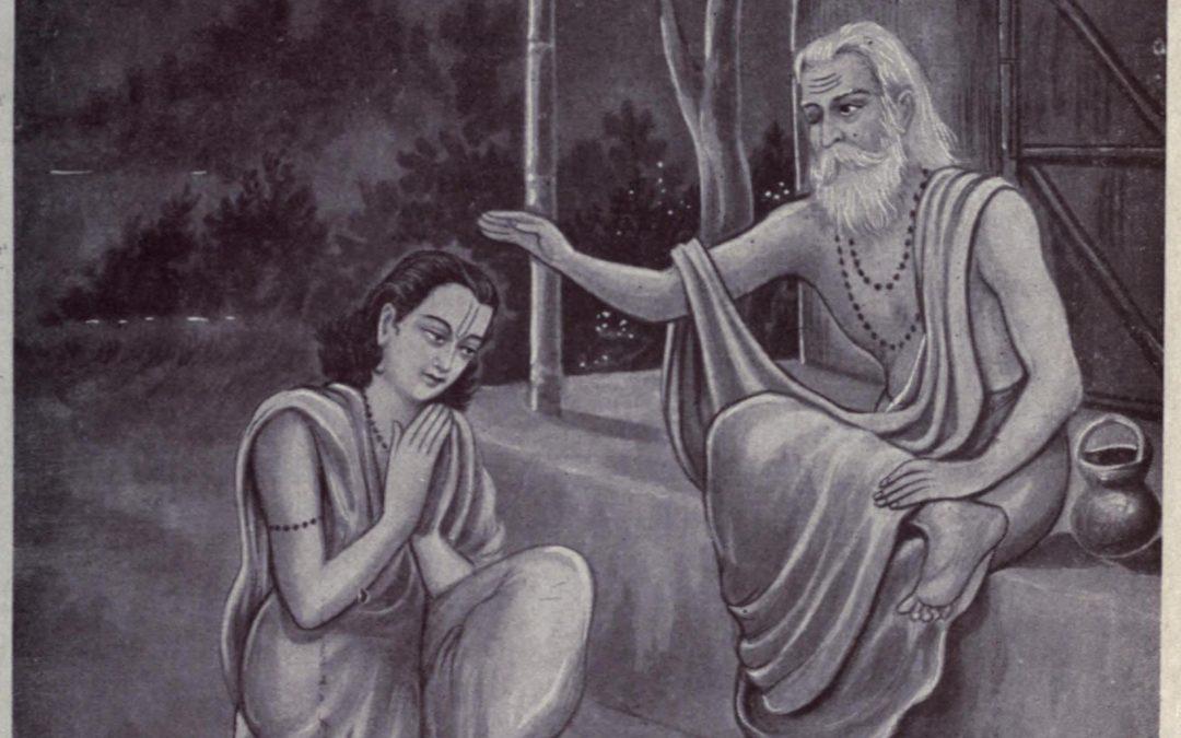 How to Recognize a True Guru